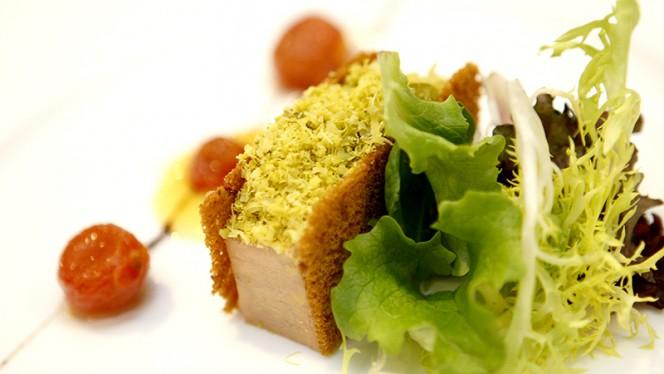 Sugerencia del chef - Menorca XXII - Hotel Primus Valencia, Valencia