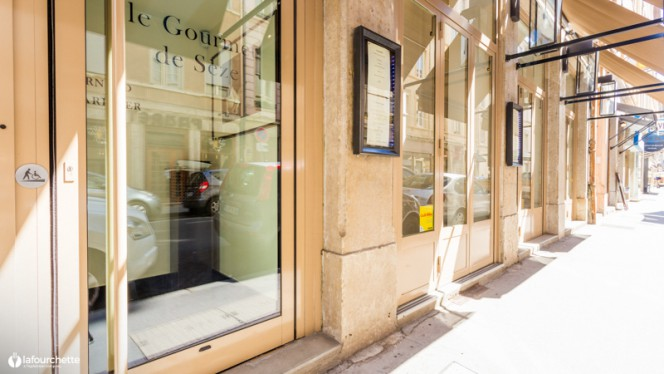 Entrée - Le Gourmet de Sèze - Bernard Mariller, Lyon