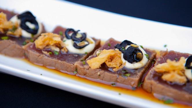 Sugerencia del chef - Elephant Restaurant Lounge, Barcelona