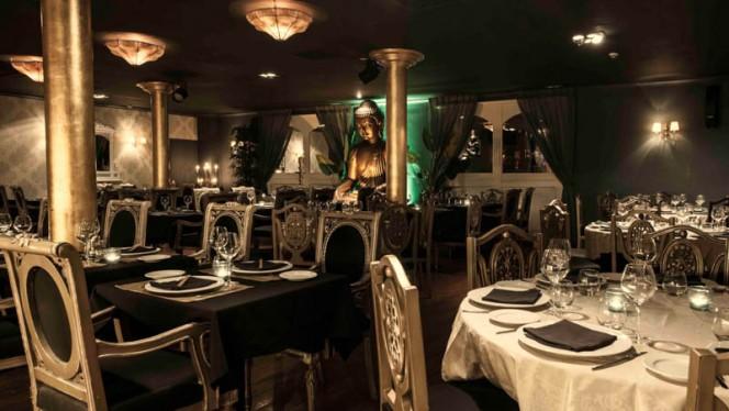 Vista sala - Elephant Restaurant Lounge, Barcelona