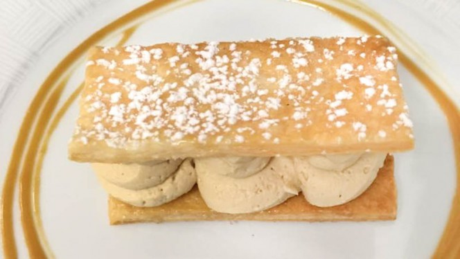 Suggestion du chef - Bistrot Iodé, Villeneuve-d'Ascq