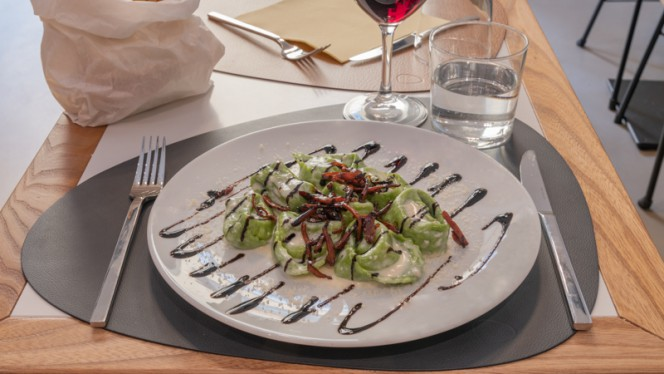 Suggerimento dello chef - San Martino Bistrot - Marco Pallotti, Bologna