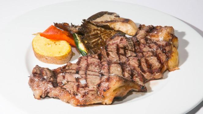 Sugerencia del chef - La Vinoteca, Granada