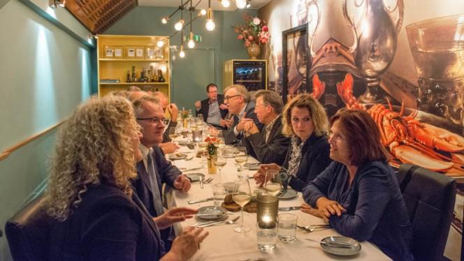 Het restaurant - Restaurant Jaspers, Amsterdam