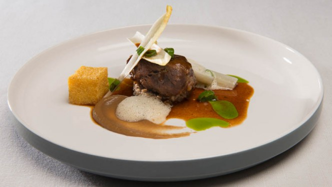 Specialiteit van het huis - Restaurant Jaspers, Amsterdam