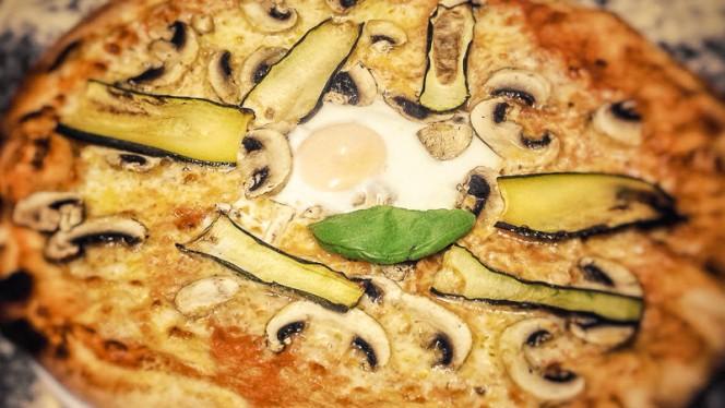 Pizza - RossoPorpora, Barcelona