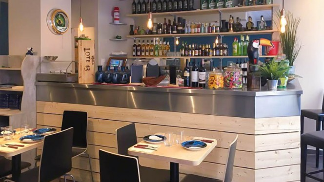 Vue de la salle - Le Pain de Sucre - Boteco (bar à tapas), Lyon