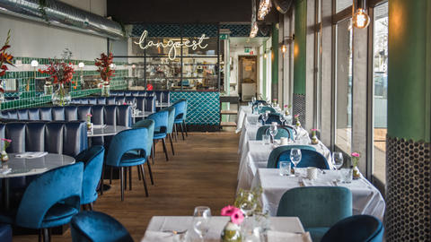 Restaurant Langoest, Rotterdam