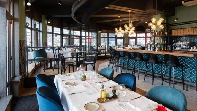 Restaurant - Restaurant Langoest, Rotterdam