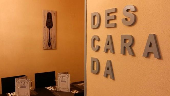 Sala - La Descarada, Madrid