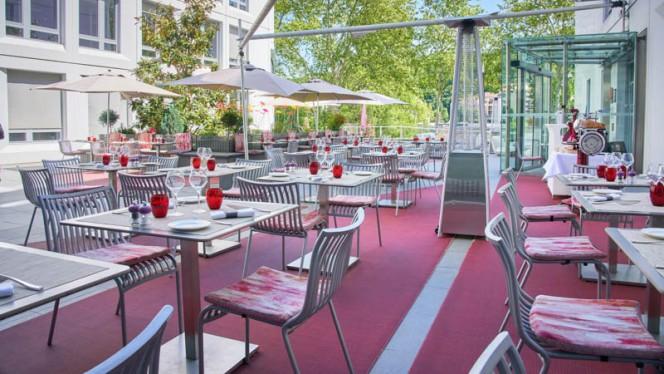 Terrasse - Quai 50, Lyon