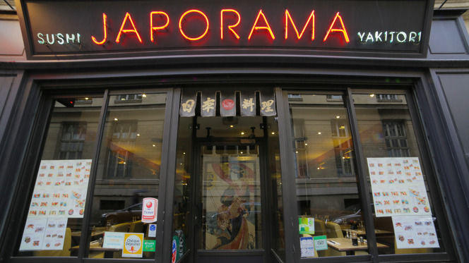 Bienvenue au restaurant Japorama - Japorama, Paris