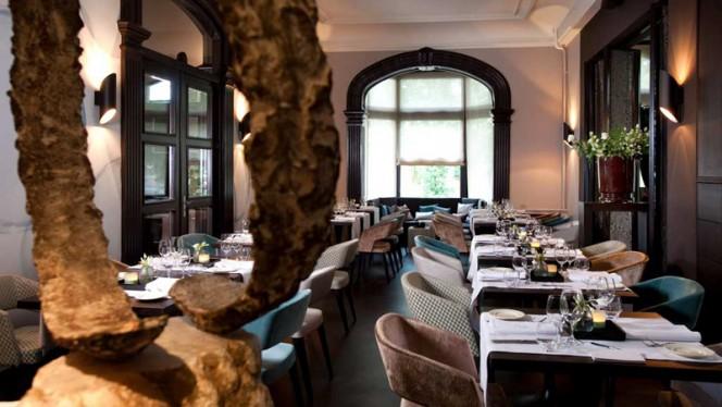 Het restaurant - Dorset, Borne