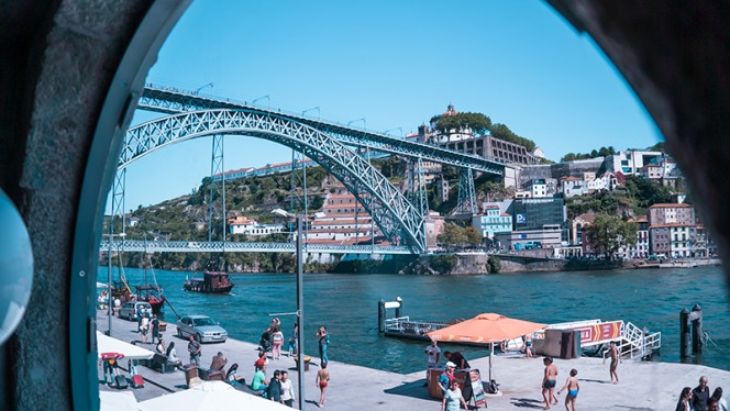 Vista - Terra Nova, Porto