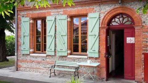 Café culturel - restaurant Folles Saisons, Toulouse