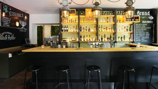 Het restaurant - VOLT eten & drinken, Amsterdam