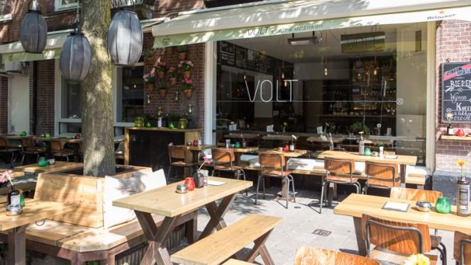 Ingang - VOLT eten & drinken, Amsterdam