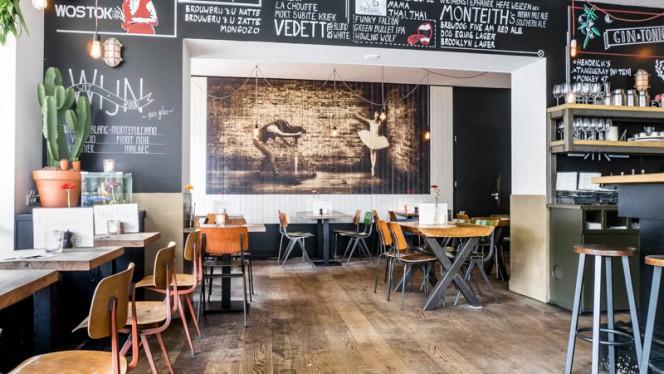 Restaurant - VOLT eten & drinken, Amsterdam