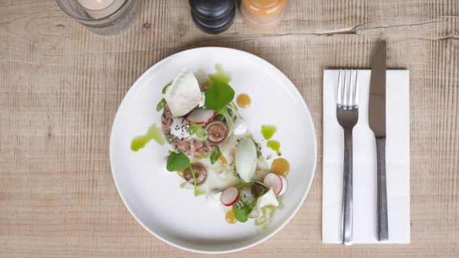 Suggestie van de chef - VOLT eten & drinken, Amsterdam