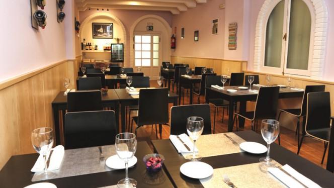 Vista de la sala - Tentación, Madrid