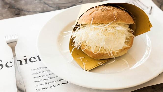 suggerimento del chef - Antica Focacceria S. Francesco - San Paolo, Milan