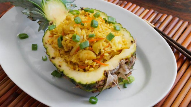 Sugerencia del chef - Thailicious, Valencia