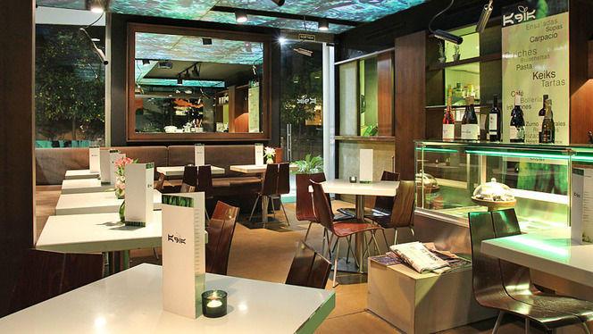local - Keik Café, Barcelona