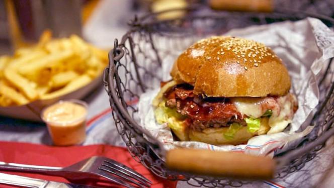 Suggestion de plat - Le Panier à Burgers, Marseille