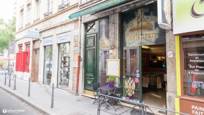 Entrée - Le Petit Saint Petersbourg, Lyon
