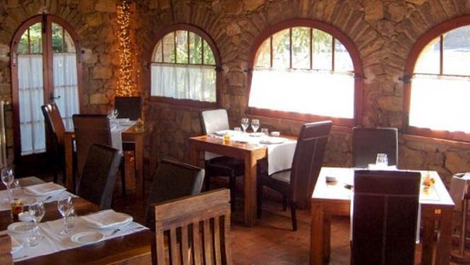 Vistas al interior - Galena Mas Comangau, Begur