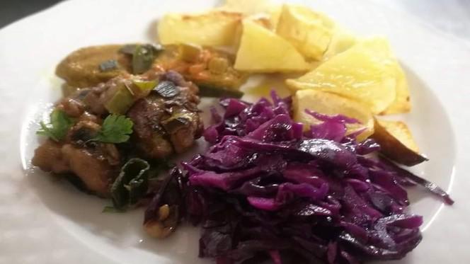 patate viola - Naturalmente Bistrò, Foligno