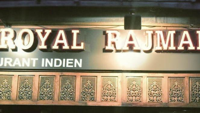 Nome - Royal Raj Mahal, Paris