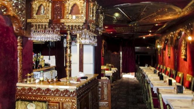 Vue salle - Royal Raj Mahal, Paris