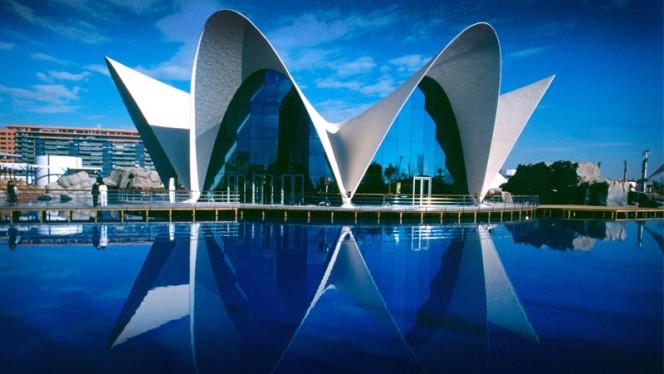 Vista exterior día - Submarino, Valencia
