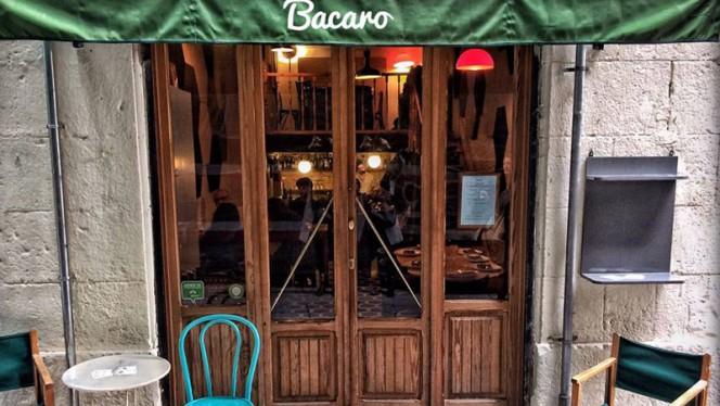 Fachada - Bacaro, Barcelona