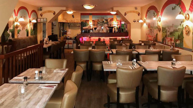 Restaurant - Ristorante Pizzeria Peppino, Amsterdam