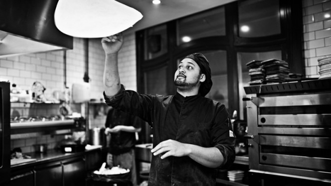 Chef - Dante Kitchen & Bar, Amsterdam
