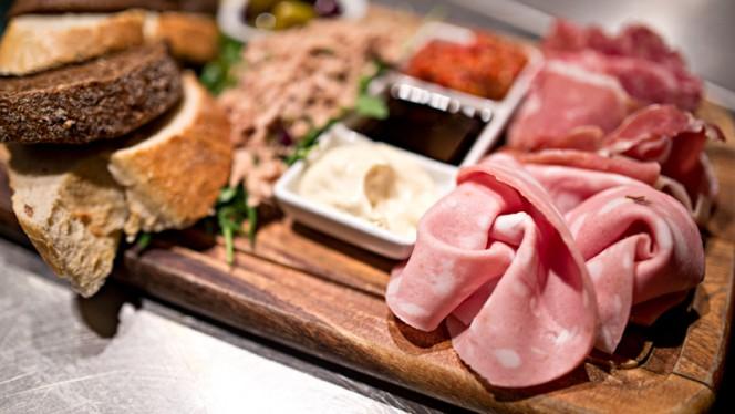Suggestie van de chef - Dante Kitchen & Bar, Amsterdam
