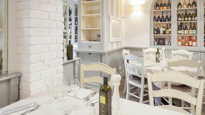 Salone ristorante - L.A. Torre del Mangia...mi, Milan