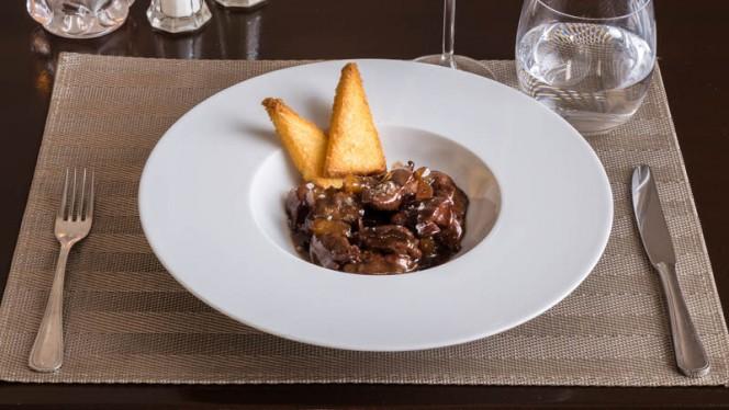 Sugestão prato - Versículo do Faia, Lisboa