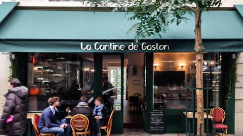 La Cantine de Gaston, Paris