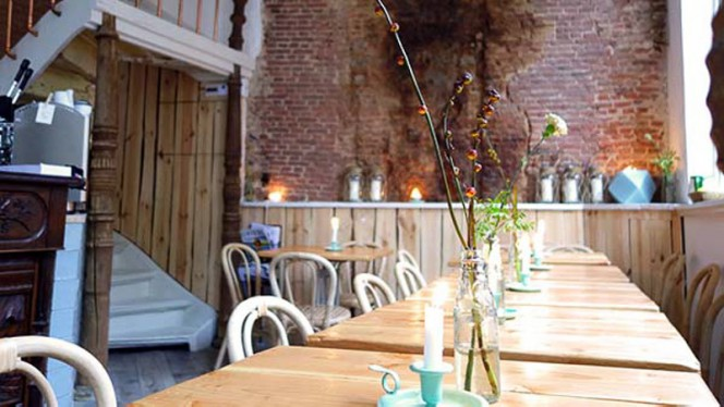 Het restaurant - Cocotte by Hexagone, Amsterdam