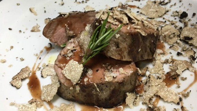 Suggerimento dello chef - Evo Hosteria, Rome