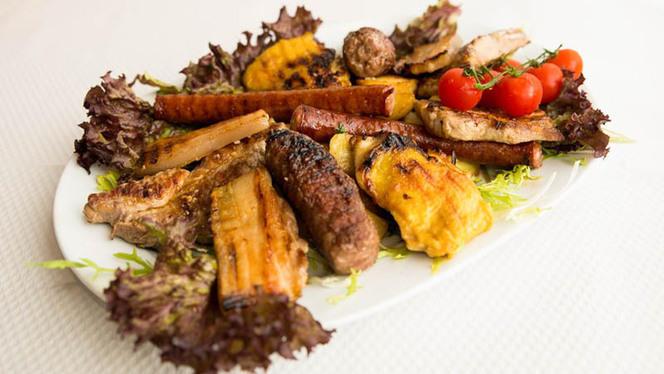 suggestion du chef - La Mama S&I, Lyon