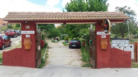 La Parrilla de María, Ontigola
