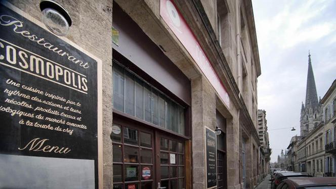 entrée - Le Cosmopolis, Bordeaux