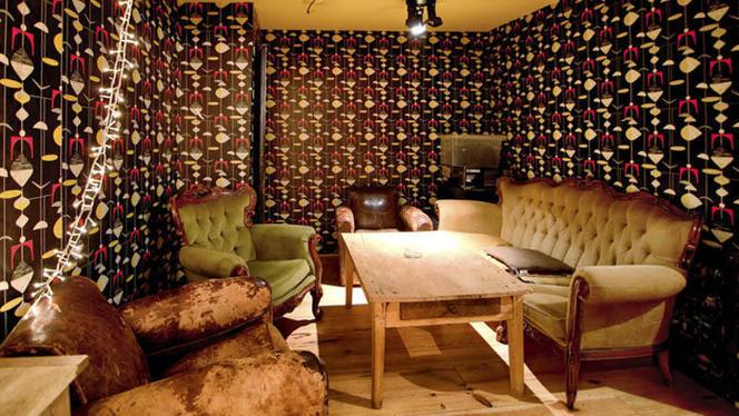 vue de la salle - Le Cosmopolis, Bordeaux