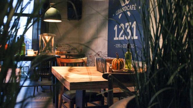 Restaurant - Grandcafé 1231, Dalfsen