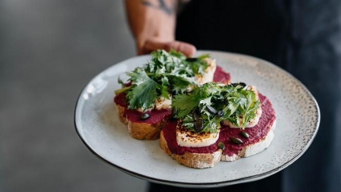 Suggestie van de chef - Restaurant Capriole Café, Den Haag