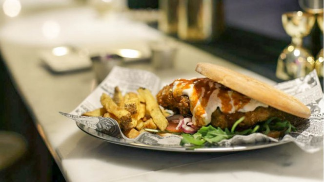 Sugerencia del chef - Fish & Chips Shop - Universitat, Barcelona